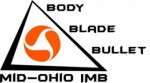 Body, Blade, Bullet logo medium