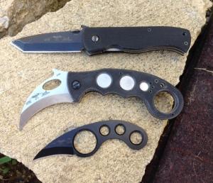 knife trio